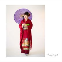 成人記念/栃木県宇都宮市のフォトスタジオアパートメント/写真館