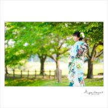 バースデーフォト/栃木県宇都宮市のフォトスタジオアパートメント/写真館
