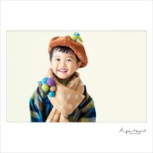 兄弟フォト:栃木県宇都宮市のフォトスタジオアパートメント:写真館