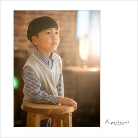 入学記念撮影:栃木県宇都宮市のフォトスタジオアパートメント:写真館16