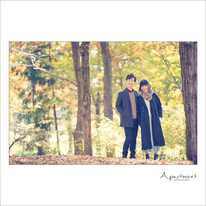 エンゲージフォト/栃木県宇都宮市のフォトスタジオアパートメント/写真館
