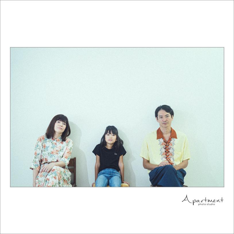 家族撮影/栃木県宇都宮市のフォトスタジオアパートメント/写真館